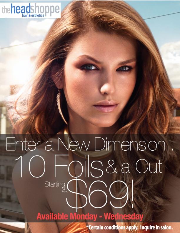10 Foils & A Cut