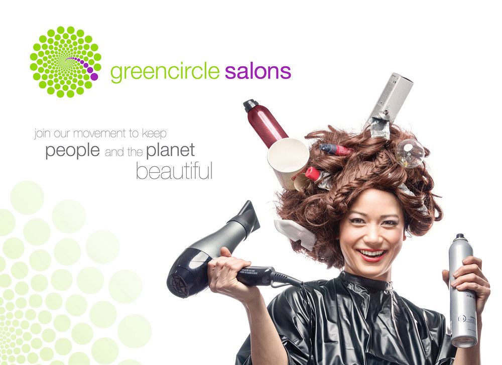 Salon Resource Group chops waste output with conversion to Green Circle recycling program