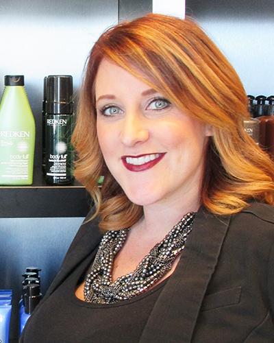 Alicia White - Head Shoppe Redken certified colorist