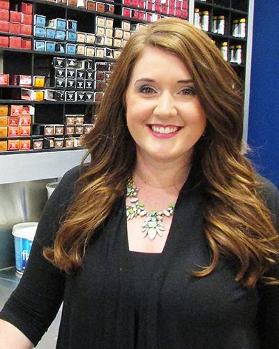 Melanie Spurr - Head Shoppe Redken certified colorist