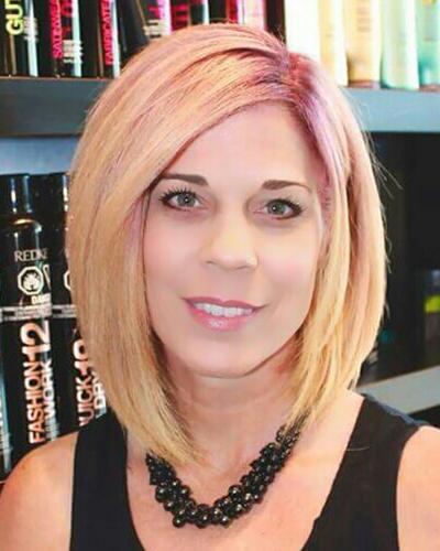 Michele Dauphinee - Head Shoppe Redken certified colorist