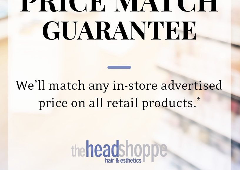 HSS Price Match, Head Shoppe
