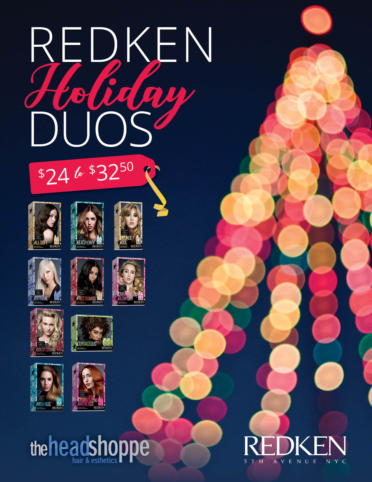 Redken Holiday Duos