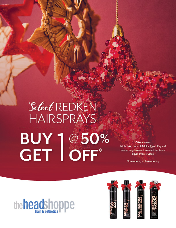 Redken Hairspray SALE