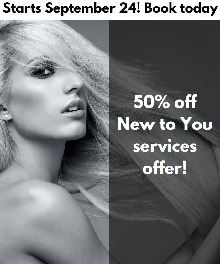 New to You Service Offer